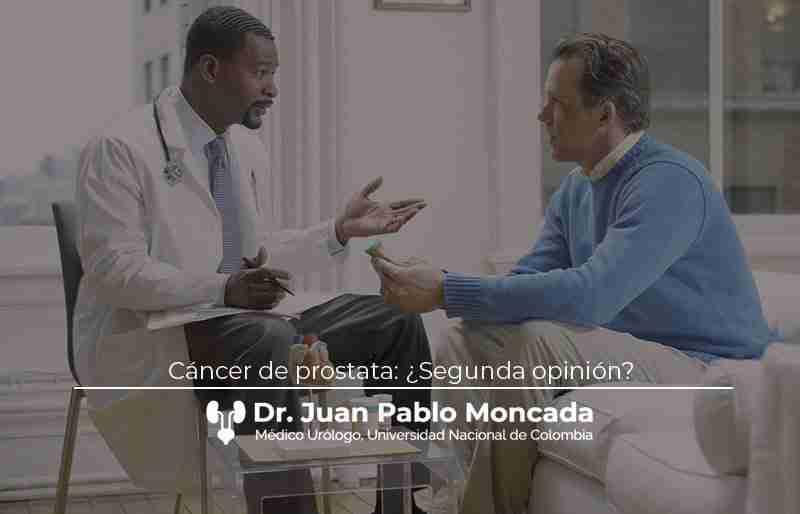 solucion cancer prostata bogota